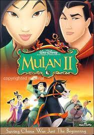 Mulan 2. (Mulan II)
