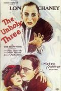 The unholy three - némafilm