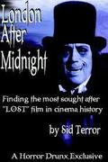The London After Midnight - némafilm